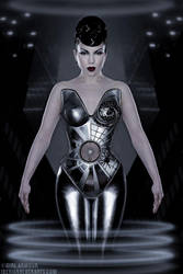 Metropolis - Maria's Return by ladymorgana