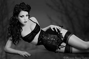 Vampira eat your heart out by ladymorgana