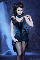 Mystic Lilies by ladymorgana