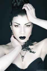 Moon Raven by ladymorgana