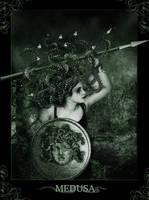 MEDUSA by ladymorgana