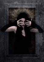 Blasphemic Virgin by ladymorgana