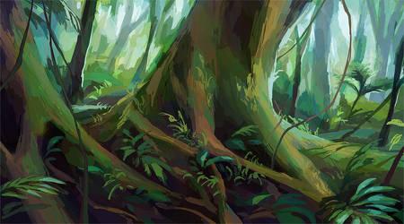 Generic Trees by cathyrox