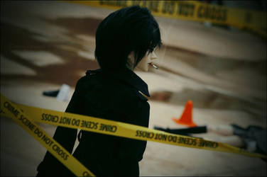 Crime Scene by kuroi-carousel