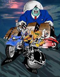 BikerMice are back by KARN33