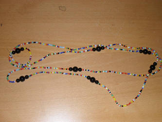 Different Styles - Colour necklace by Gallerica