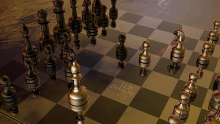 Chess13-14 by TLBKlaus