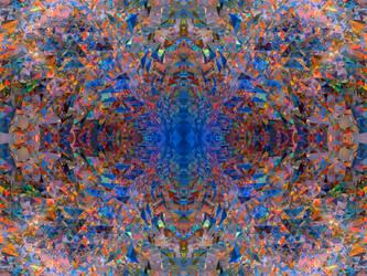 Symmetries 97 by TLBKlaus