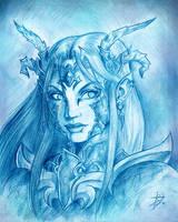 Elf Princess by Chivohit