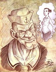 Popeye by Chivohit