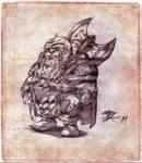 dwarf by Chivohit