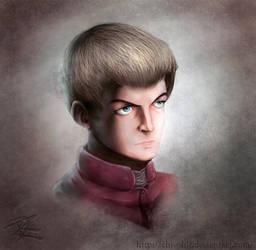 joffrey baratheon by Chivohit
