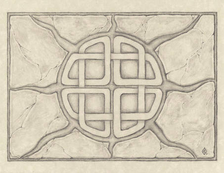 Celtic Sun by SiriusArtWorks