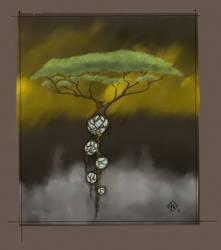 Magik Tree by SiriusArtWorks