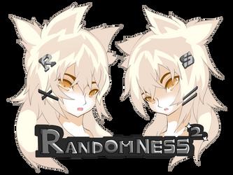 New Rinka and Shinka by raptorscyte