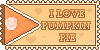 I Love Pumpkin Pie Stamp (F2U - read description!) by DominickLuhr