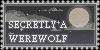 Secretly A Werewolf Stamp (F2U -read description!) by DominickLuhr
