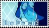Blue Diamond Stamp (F2U) by DominickLuhr