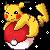 Pikachu Icon (F2U) by DominickLuhr