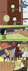 How It Happened by blargberries