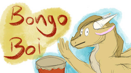 Bongo Boi by ShinyUumbreon