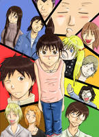 The genshiken by baka-saru-nickie