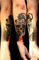 Skull thing by Stormpod