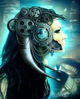 Caprica by Onyria