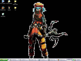 My new Desktop Scrnshot by Chase850
