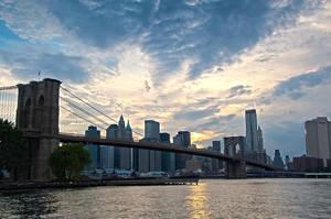 Classic NYC Skyline by BigBaysen