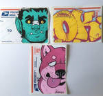 More stickies by Okarien