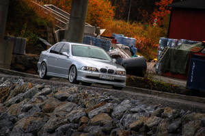 Photoshoot BMW E39 - 6 by Seffis