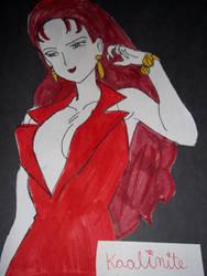 The sexy and evil Kaolinite by Kaorinite24