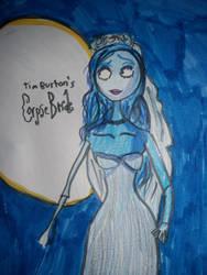 Emily- The Corpse Bride by Kaorinite24