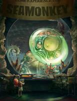 Seamonkey by MrBlackCap