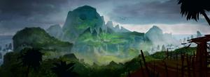 Island by MrBlackCap