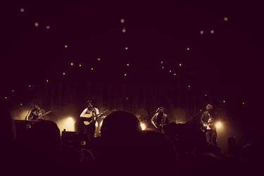 Mumford and Sons Huddersfield 2 by JamesTPhotography