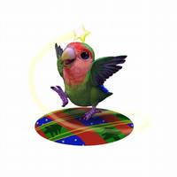 lovebird by kyahko