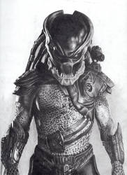 Berserker Predator# 2010 (fragment) by PRED-ALEX