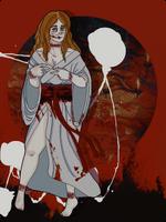 Crimson Ghost. by pumpkin-juice