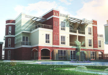 Residential Compound 08 by M-Salman