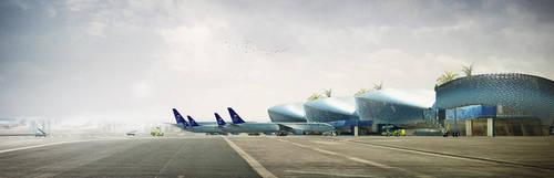 Abha Airport Proposal 2 by M-Salman