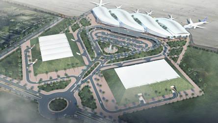 Abha Airport Proposal 3 by M-Salman