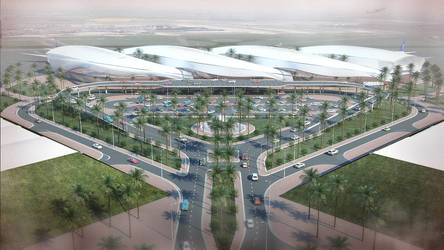 Abha Airport Proposal 4 by M-Salman