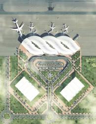 Abha Airport Proposal 6 by M-Salman