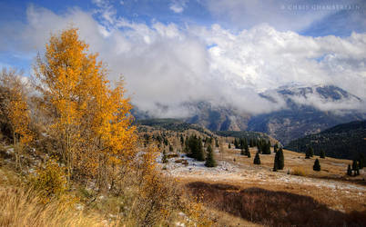 Colorado Clouds by FasterThanChris