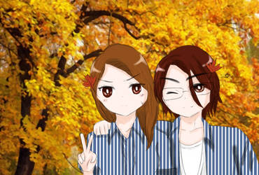 Maple leaves by Robianna07