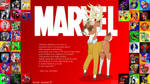 Marvel Profile Collage by AriaDiamond1998