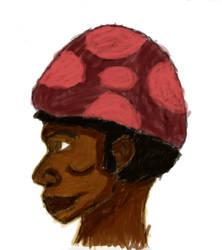 Mushroom Hats by Kareiya