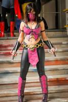 Mileena - Mortal Kombat X Cosplay by HaruruYin